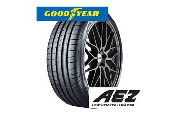 Goodyear EfficientGrip Performance AEZ Crest Dark
